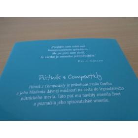 Kniha Pútnik z Compostely - Paulo Coelho