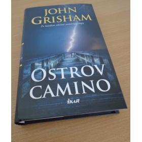 Kniha:  Ostrov Camino -...