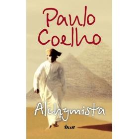 Kniha:  Alchymista - Paulo...