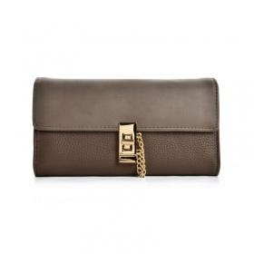 Šedá dámska peňaženka Klasik