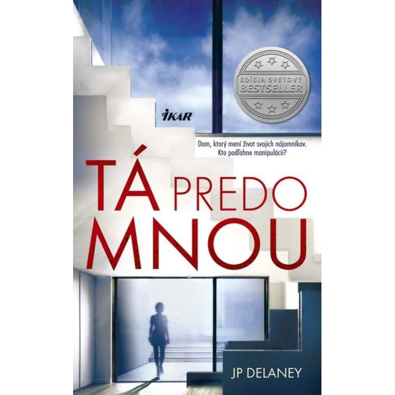 Kniha:  Tá predo mnou - JP Delaney