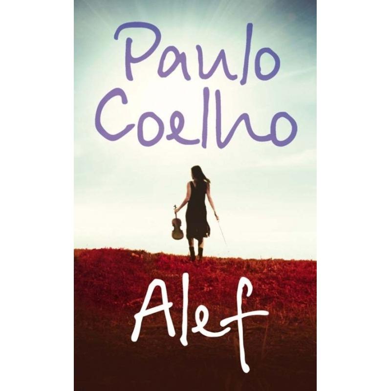 Kniha:  Alef - Paulo Coelho