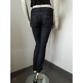 Čierne dámske džínsy Miss Sixty